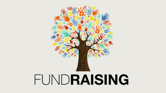 image of fundraising tree